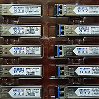 Module quang ASCENT SFP-AG-LP-31-10-A 1.25G 1310nm 10KM hàng chính hãng