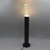 Đèn Trang Trí Ngoài Trời Hình Trụ Cao 60cm DNT20_6 6w Ánh Sáng Vàng