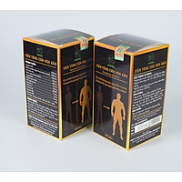 Combo 2 hộp Thực phẩm chức năng viên tăng cân Hoa Bảo