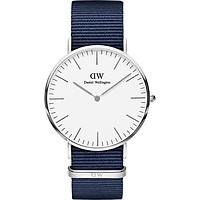 Daniel Wellington Classic Bayswater Silver White 40mm DW00100276
