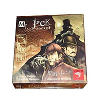 Trò Chơi Boardgame Thẻ Bài Mr. Jack Pocket Chất Lượng Cao