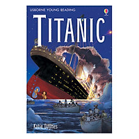 Usborne Young Reading Series Three: Titanic