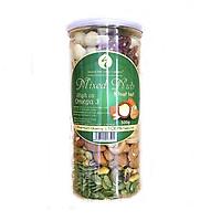 Hỗn Hợp Mixed 8 hạt dinh dưỡng tách vỏ Hũ 500g