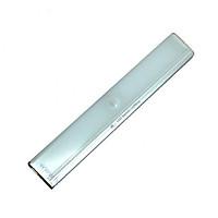 Đèn LED cảm biến cho tủ quần áo dùng pin sạc thân nhôm HM-AL-56W
