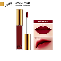 Son kem lì Bbia Last Velvet Lip Tint - 15 Edge Boss 5g (Màu đỏ hồng)
