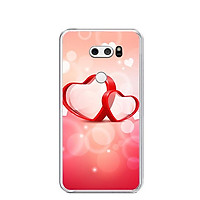 Ốp lưng dẻo cho điện thoại LG V30 - 0244 BENNHAUTRONDOI - Hàng Chính Hãng