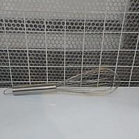 Cây đánh trứng cầm tay Inox dài 28cm