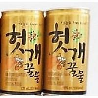 2 lon nước thanh nhiệt Heotkkae và mật ong (175ml)