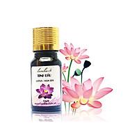 Tinh dầu Hoa Sen Lam Hà Lotus (10ml):có mùi hương dễ chịu, giúp cơ thể thanh tịnh, giúp ngủ ngon