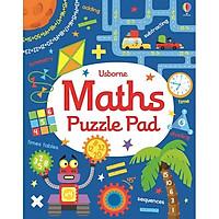 Usborne Maths Games Pad