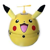 Mũ bảo hiểm pikachu 3D