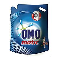 Nước Giặt Omo Matic Cho Máy Giặt Cửa Trước (2.7kg)