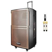 Loa Kéo Di Động Karaoke Bass 50 Daichipro DCP-18A (1200W) 5 Tấc - Chính Hãng