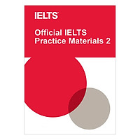 Official IELTS Practice Materials Vol 2 with CD ROM