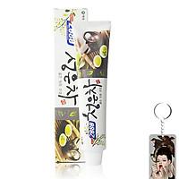 Kem đánh răng tinh chất trà thảo dược tổng hợp Younger Gum Health Hàn Quốc 160g + Móc khoá