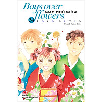 Boys Over Flowers - Con Nhà Giàu Tập 34