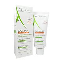 Kem dưỡng ẩm, làm dịu và giảm ngứa cho da rất khô, viêm da cơ địa Exomega Control A-Derma 200ml