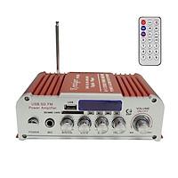 Amplifier mini Karaoke Kentiger HY 803, âm thanh cực đỉnh, có chế độ USB, thẻ nhớ... hàng nhập khẩu nguyên chiếc