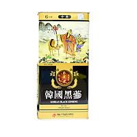 Hộp Nhân sâm đen khô nguyên củ Daedong Korea (16-25 củ) - 150 Grams