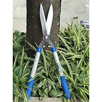 Kéo cắt tỉa cây cảnh, cắt hàng rào cán tăng đưa kéo dài 250mm chính hãng C-MART A0067