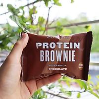 Bánh Protein Brownie Myprotein bổ sung năng lượng và Protein hộp 12 cái