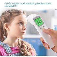 Nhiệt kế đo nhiệt độ cơ thể bằng cảm biến hồng ngoại không tiếp xúc cao cấp FPT1001