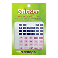 Sticker Decal Bàn Phím Máy Tính CSX009