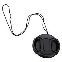 Lens cap 55mm nắp đậy bảo vệ ống kính máy ảnh phi 55mm