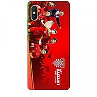 Ốp Lưng Dành Cho Xiaomi Redmi S2 AFF Cup - Đội Tuyển Việt Nam Mẫu 1