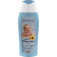 Sữa Dưỡng Da cho bé Heba CARE sanfte pflegelotion (baby lotion) 250ml