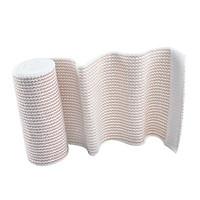 Breathable Cotton Elastic Bandage Compression Wrap with   Closure 3