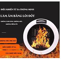 LÒ SƯỞI THÔNG MINH FIRE PRO - Home and Garden