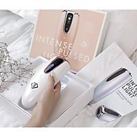 Máy triệt lông cao cấp Titan Premium White