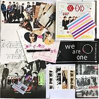 Túi quà EXO Love Shot nhiều món tặng lomo EXO