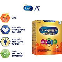Sữa bột Enfagrow A+ NeuroPro 3 với 2'-FL HMO cho trẻ từ 1 – 3 tuổi– 1.1kg