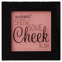 Phấn Má Hồng Mịn Lì Show Some Cheek Blush Australis Úc