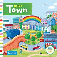 Cambell Fush Full Slide Series: Busy Town