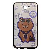 Ốp Lưng Dẻo Dành Cho Samsung J7 Prime Gấu Ryan