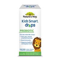 Nature's Way Kids Smart Drops Probiotic - Men vi sinh thiết yếu cho trẻ