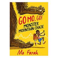 Go Mo Go: Monster Mountain Chase!: Book 1 - Go Mo Go