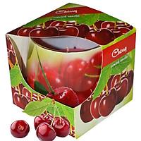 Ly nến thơm tinh dầu Admit Cherry 100g QT026993 - quả anh đào