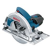Máy cưa đĩa Bosch GKS 235 turbo - Tặng phụ kiện 1 lưỡi cắt & 1 ray