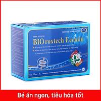 Cốm vi sinh Bio Gold Tex giúp bé ăn ngon, tiêu hóa tốt, giảm tiêu chảy, táo bón Hộp 30 gói