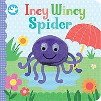 Little Me Incy Wincy Spider Finger Puppet Book