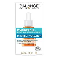 Tinh Chất Cấp Nước Balance Active Formula Hyaluronic Deep Moisture Serum (30ml)