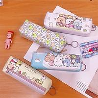 Hộp bút nhiều kiểu dáng và màu dễ thương