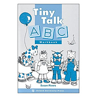 Tiny Talk ABC Workbook