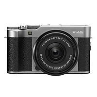 Fujifilm X-A5 + 15-45mm Dark Silver - Hàng Chính hãng
