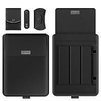 Túi Đựng Laptop Cho Macbook Air Pro 13 15 2020 Máy Tính Xách Tay Nữ Tay Túi Cho Huawei ASUS Dell 11 12 13.3 14 15.6 Inch