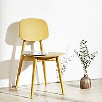 Ghế cà phê B503 nhựa nhiều màu - DAF